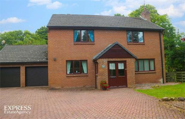 4 Bedrooms Detached House for sale in Rheda Park, Frizington, Cumbria