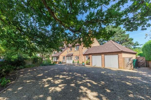 4 Bedrooms Detached House for sale in The Spinney, Congham