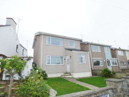 3 Bedrooms Detached House for sale in Trehwfa Crescent, Holyhead, Sir Ynys Mon, LL65