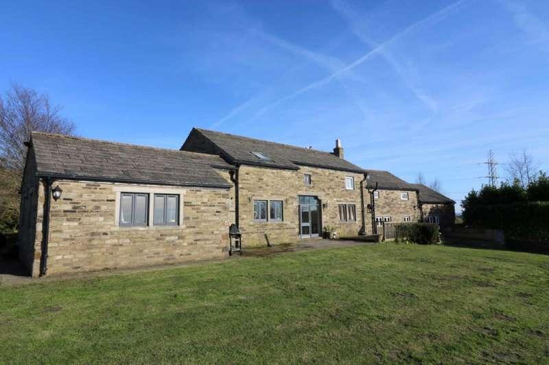 4 Bedrooms Detached House for sale in Lily Lanes, Ashton-under-Lyne, Tameside, OL6