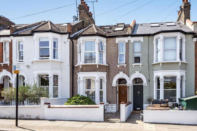 4 Bedrooms Terraced House for sale in Bucharest Road, Earlsfield