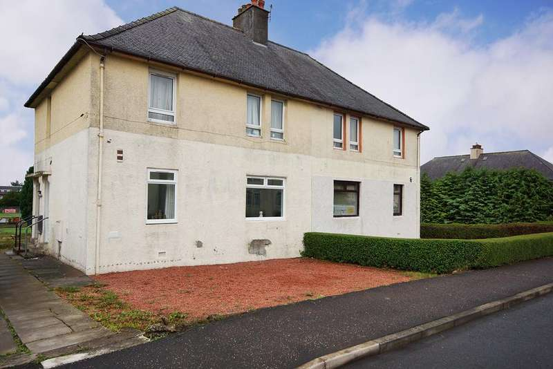 1 Bedroom Ground Flat for sale in Blair Crescent, Hurlford KA1