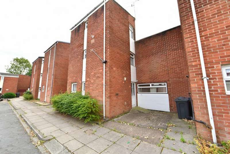 3 Bedrooms Terraced House for sale in Windrows, Skelmersdale