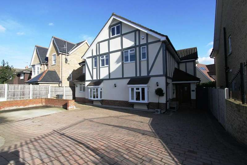 6 Bedrooms Detached House for sale in Norsey Road, Billericay