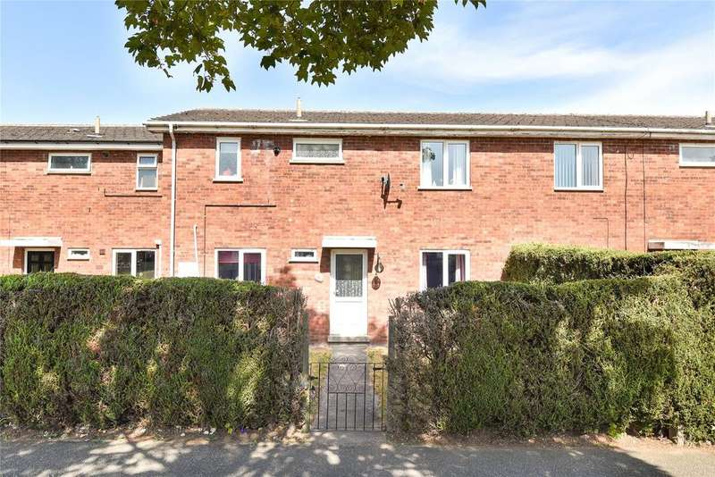 3 Bedrooms Terraced House for sale in Cosford Close, Lincoln, LN6
