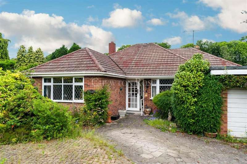 2 Bedrooms Bungalow for sale in Ferrard Close, Mill Ride