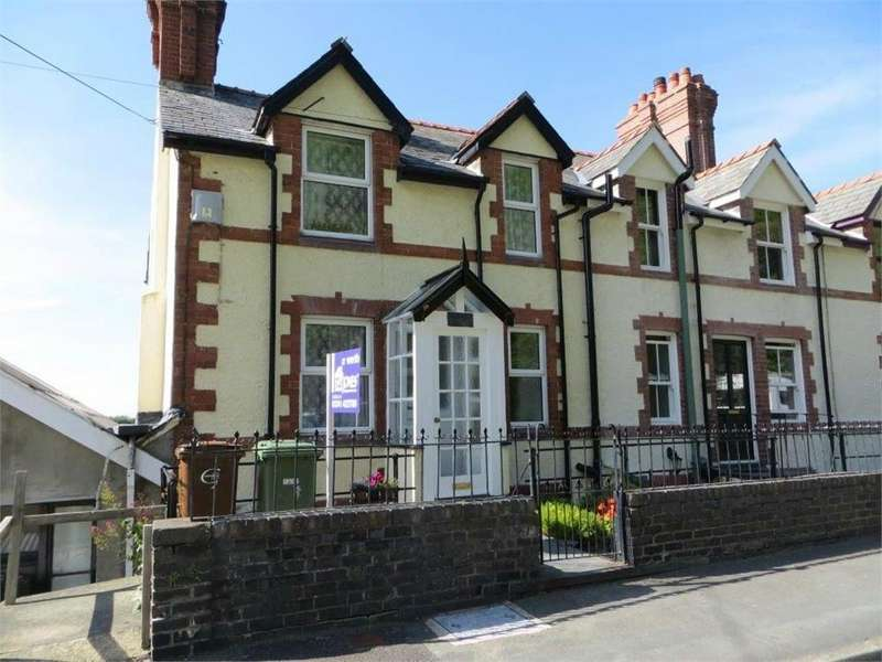 4 Bedrooms Terraced House for sale in GLAN Y WERN, PENBRYN TERRACE, FRIOG