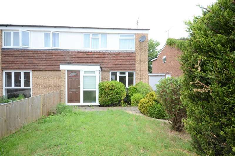 3 Bedrooms Semi Detached House for sale in Church Mews, Purley On Thames