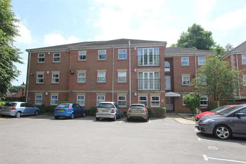 2 Bedrooms Flat for sale in London Road, Hinckley