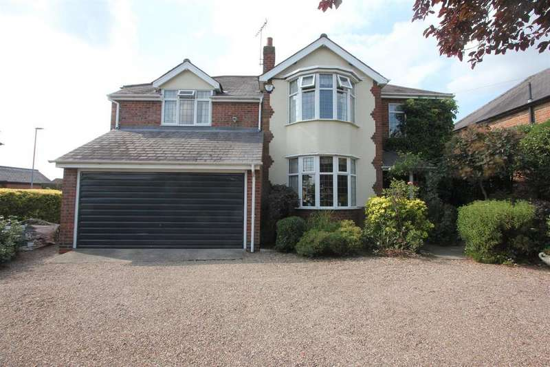 4 Bedrooms Detached House for sale in Butt Lane, Hinckley