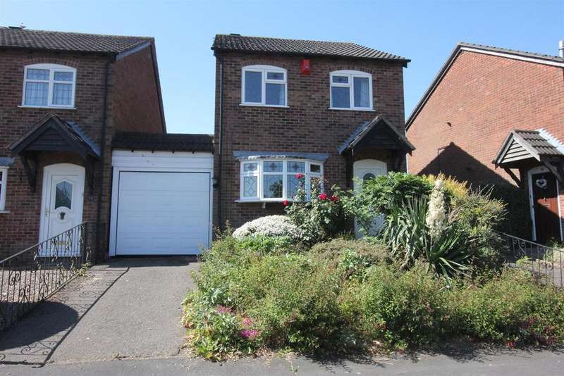 3 Bedrooms Detached House for sale in The Drive, Barwell