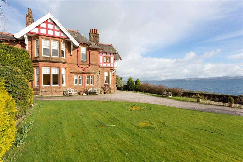 12 Bedrooms Detached House for sale in Craigmore Road, Rothesay, Isle of Bute, Argyll and Bute