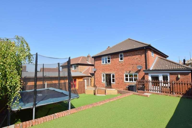 4 Bedrooms Detached House for sale in Sheringham