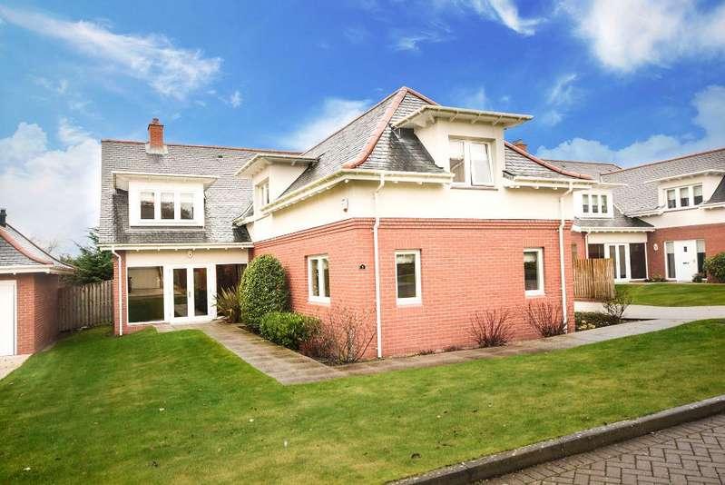 5 Bedrooms Detached Villa House for sale in Ardnablane, Dunblane, Stirling, FK15 0NU