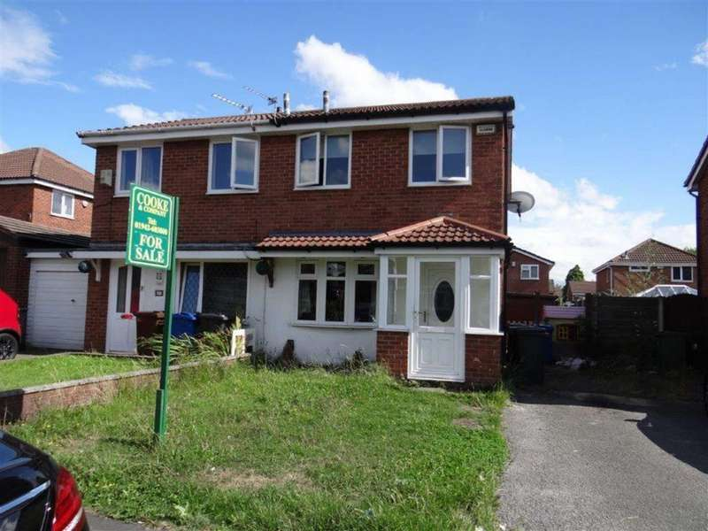 2 Bedrooms Semi Detached House for sale in Shelley Street, Leigh