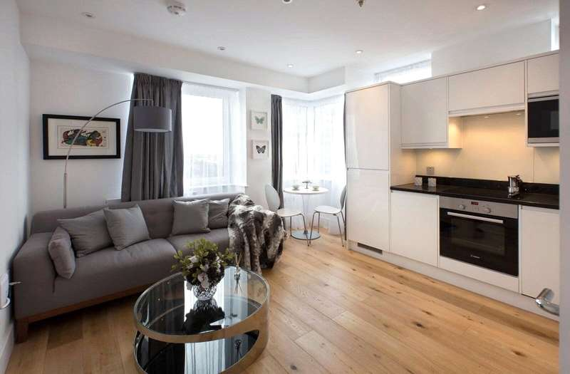1 Bedroom Apartment Flat for sale in Edridge Road, Croydon