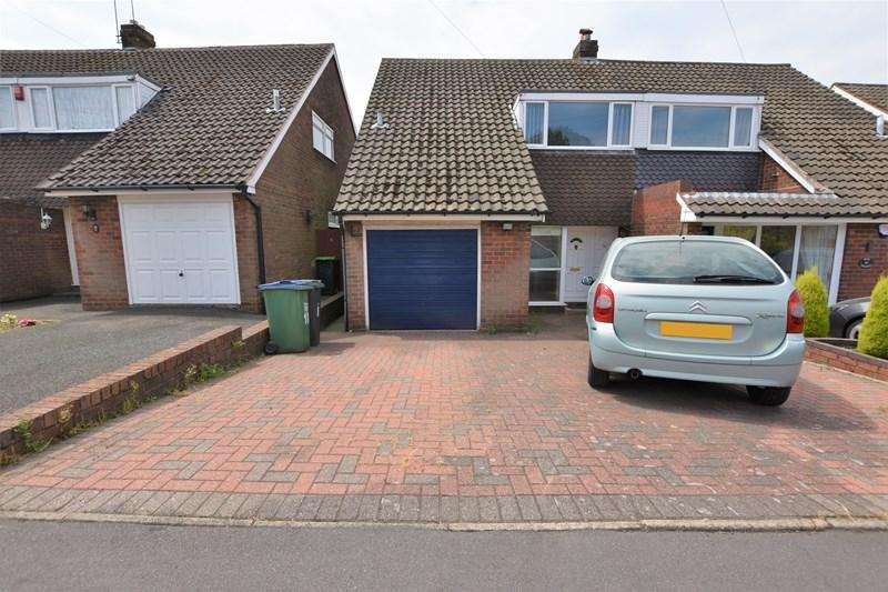 3 Bedrooms Semi Detached House for sale in Ross Heights, Rowley Regis