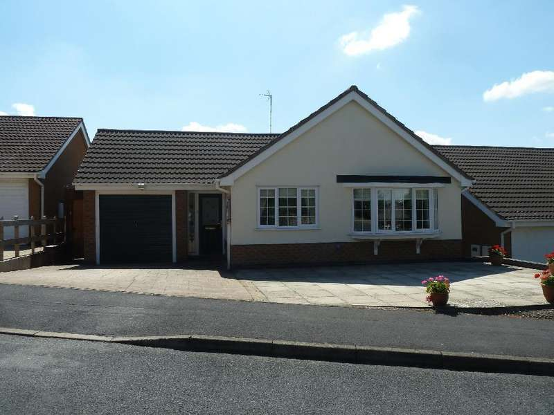 3 Bedrooms Detached Bungalow for sale in Sycamore Close, Melton Mowbray
