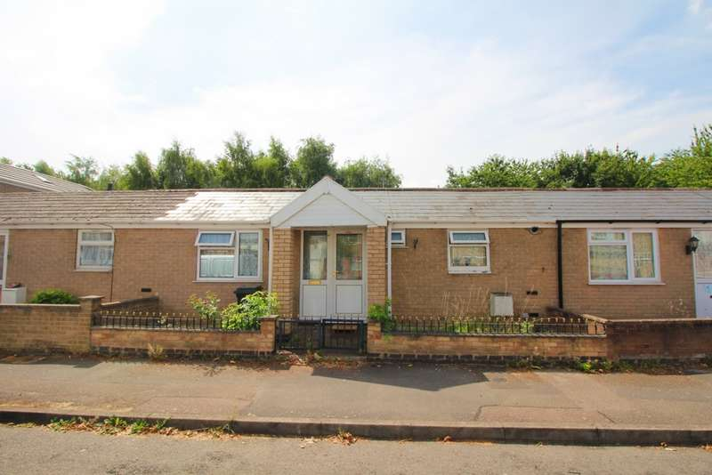 3 Bedrooms Bungalow for sale in Rushey Close, Rushey Mead, LE4