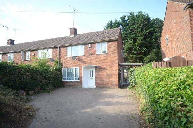 3 Bedrooms End Of Terrace House for sale in Rodway Road, Tilehurst, Reading