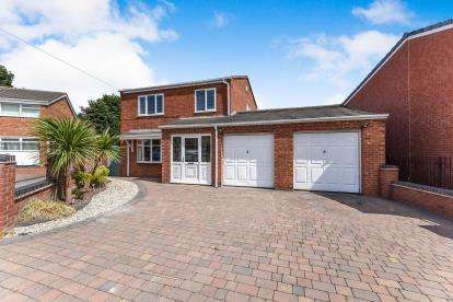 3 Bedrooms Detached House for sale in Heather Croft, Great Barr, Birmingham, West Midlands