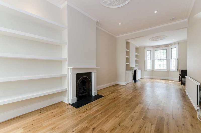 5 Bedrooms Terraced House for sale in Chaldon Road, Fulham, SW6