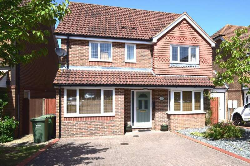 4 Bedrooms Detached House for sale in Bateman Grove, Ash, GU12