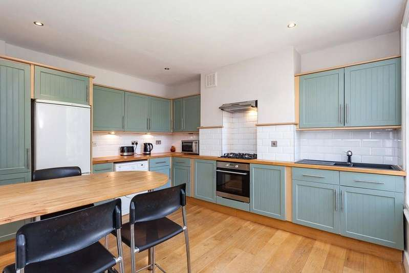 2 Bedrooms Flat for sale in Bardolph Road, Tufnell Park, London, N7