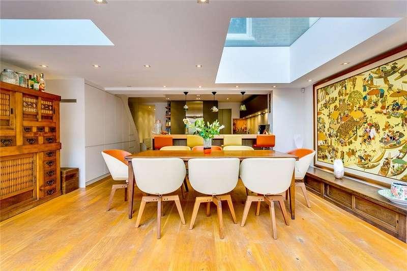 4 Bedrooms Terraced House for sale in Edbrooke Road, London