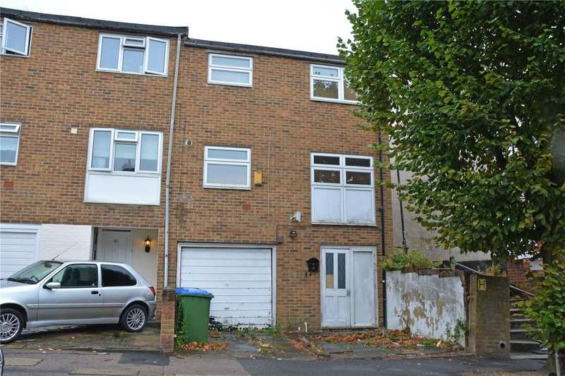 4 Bedrooms End Of Terrace House for sale in Nithdale Road, Shooters Hill, London, SE18