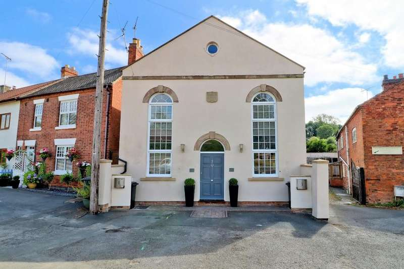 1 Bedroom Apartment Flat for sale in Main Street, Swannington