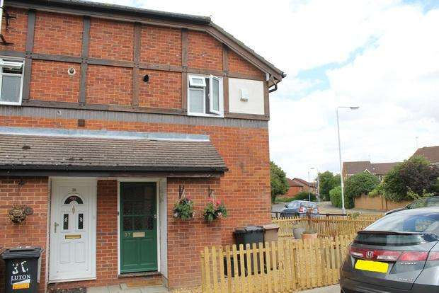 1 Bedroom Cluster House for sale in Rookery Drive, Luton, LU2