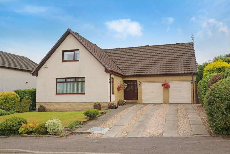 3 Bedrooms Detached House for sale in 15 Thriplee Road, Bridge of Weir, PA11 3HH