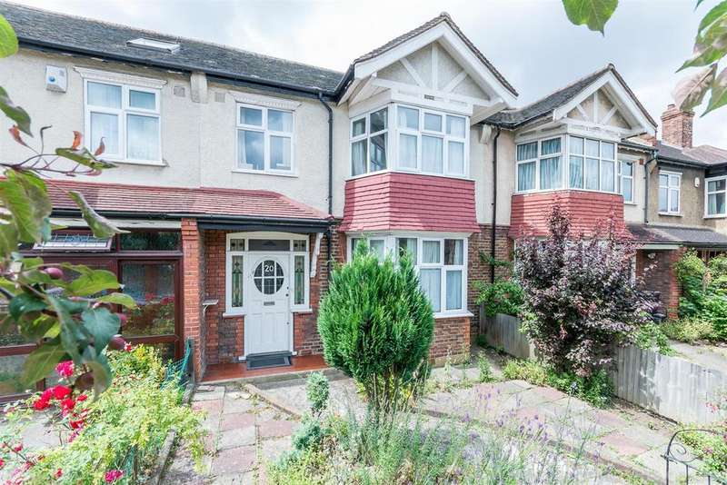 3 Bedrooms Terraced House for sale in Ivymount Road, West Norwood