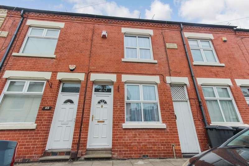 3 Bedrooms Terraced House for sale in Bonchurch Street, Leicester, LE3