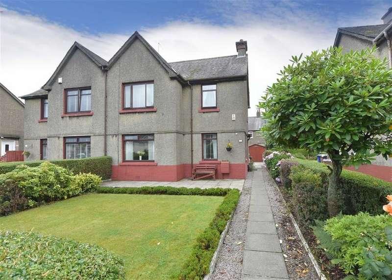 3 Bedrooms Semi Detached House for sale in Fauldshead Road, Renfrew