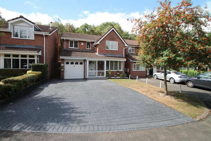 4 Bedrooms Detached House for sale in Cannock Wood Street, Cannock