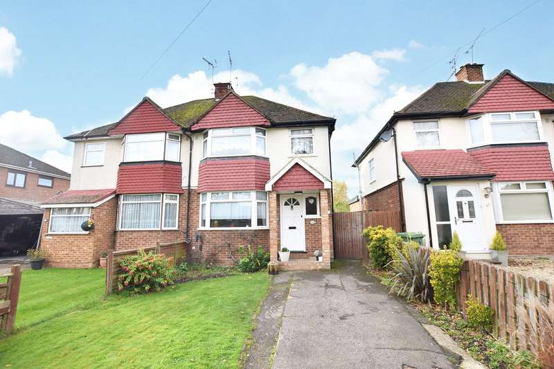 3 Bedrooms Semi Detached House for sale in Bay Road, Bracknell, Berkshire, RG12