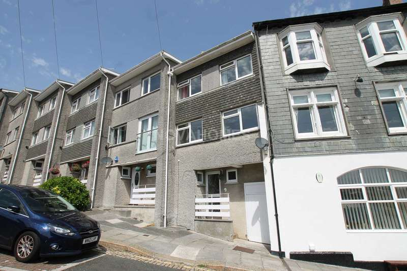 4 Bedrooms Terraced House for sale in Lambhay Hill, Barbican, PL1 2NR