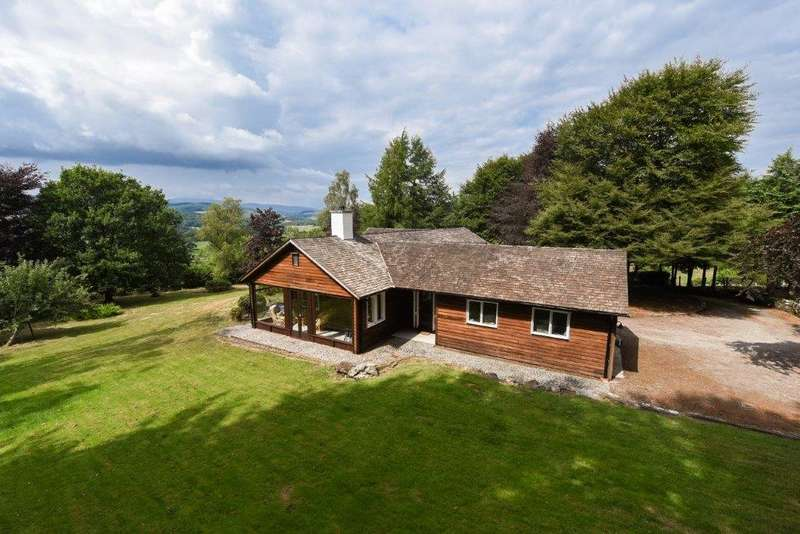 4 Bedrooms Detached House for sale in Little Spinney, Laurieston Road, Gatehouse of Fleet, Castle Douglas, Dumfries and Galloway, DG7