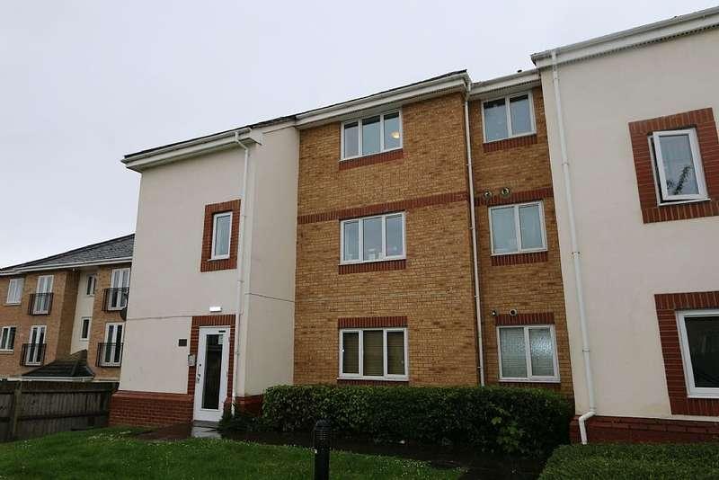 2 Bedrooms Flat for sale in Redshank Court, Thatcham, Berkshire, RG19 3UE