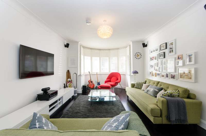 4 Bedrooms Semi Detached House for sale in Geary Road, Willesden Green, NW10
