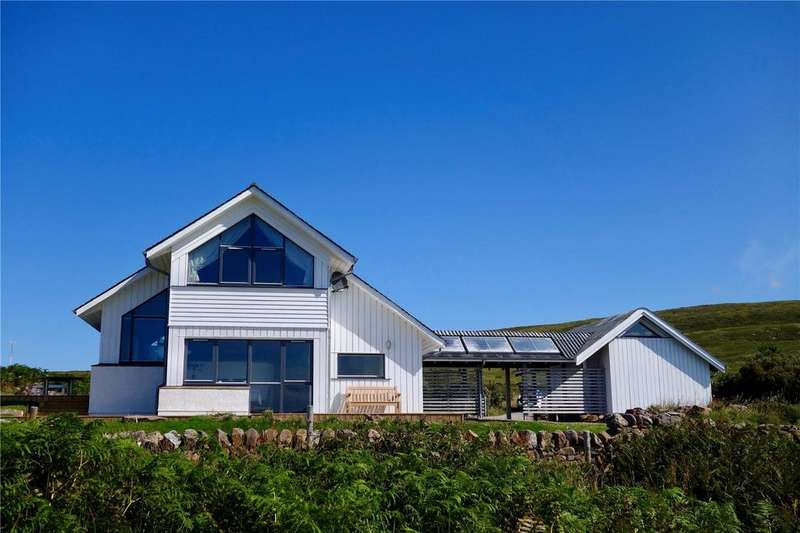 3 Bedrooms Detached House for sale in North Erradale, Gairloch, Ross-Shire