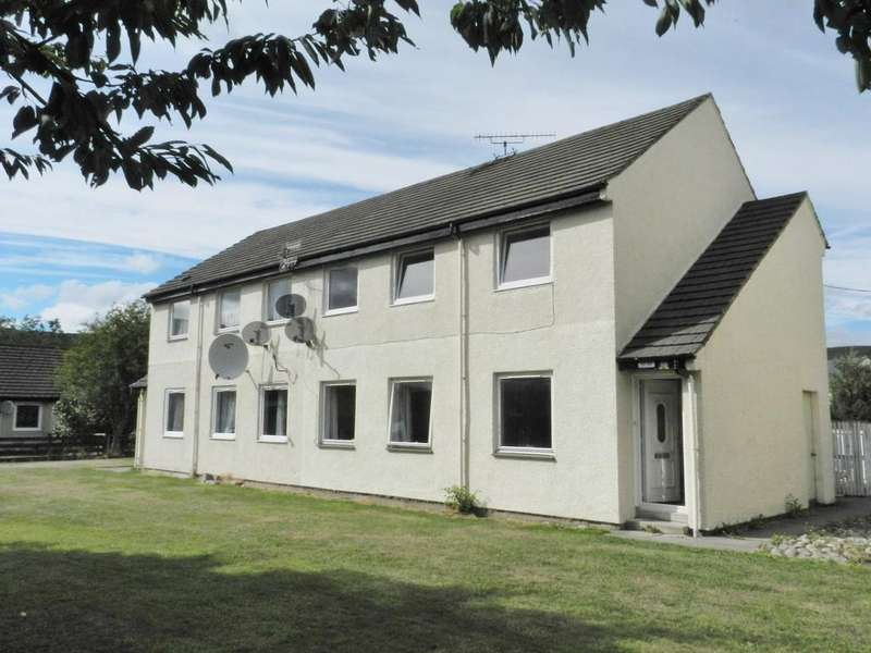 1 Bedroom Flat for sale in Burnside Road, Aviemore PH22