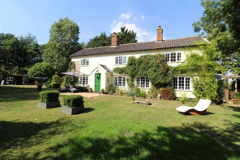 4 Bedrooms Cottage House for sale in Stradbroke, Suffolk