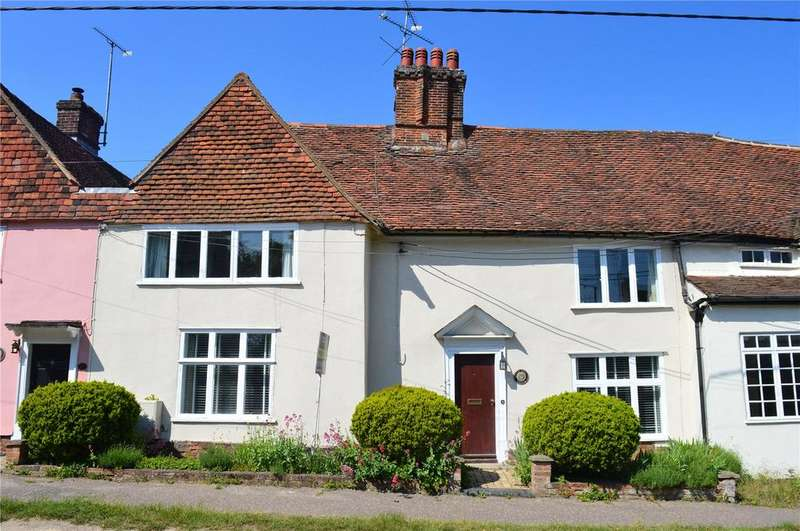4 Bedrooms Terraced House for sale in The Street, Takeley, Essex, CM22