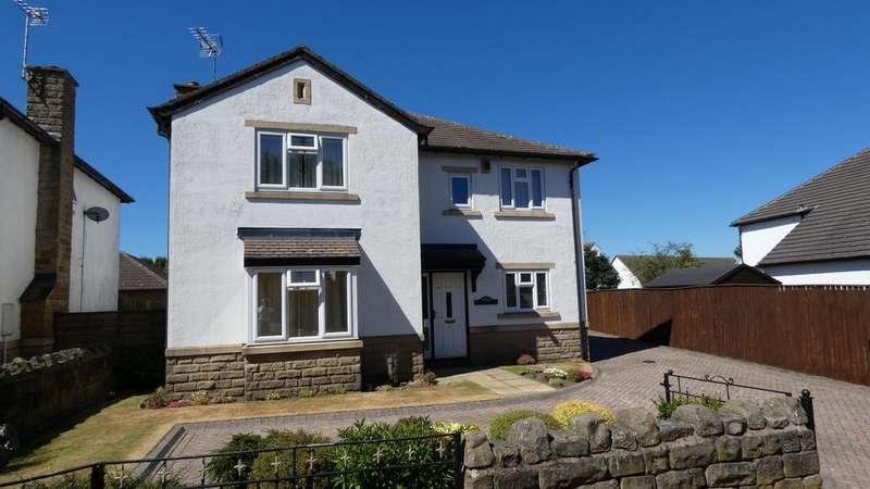 4 Bedrooms Detached House for sale in Alwoodley Lane, Leeds LS17