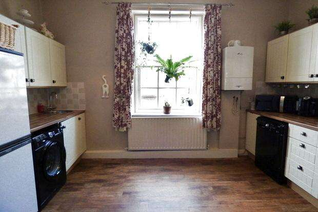 2 Bedrooms Apartment Flat for sale in Streets Warehouse, Northgate, Louth, LN11