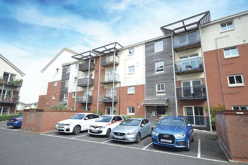 2 Bedrooms Apartment Flat for sale in 5A Glenford Place, Ayr, KA7 1LB