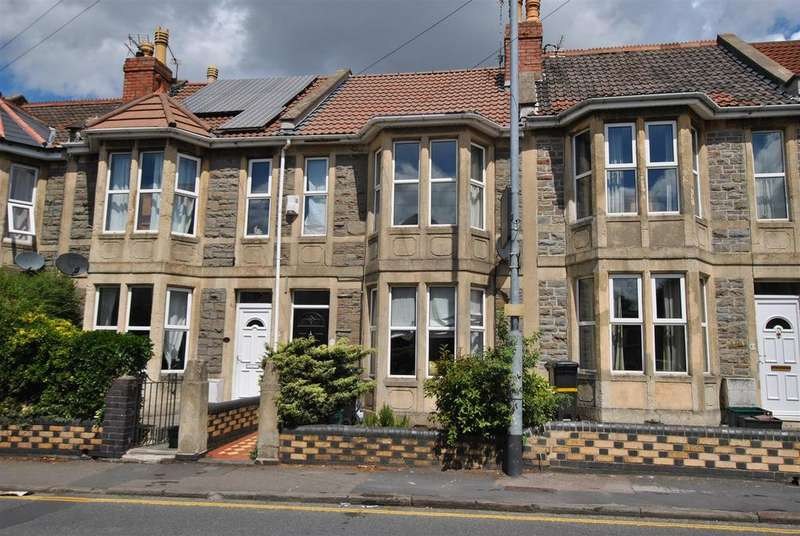3 Bedrooms Terraced House for sale in Talbot Road, Knowle, Bristol